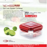 Ezy Lock Square Container 800ml
